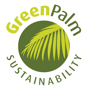 rumen bypass fat manufactured with GreenPalm sustainability badge